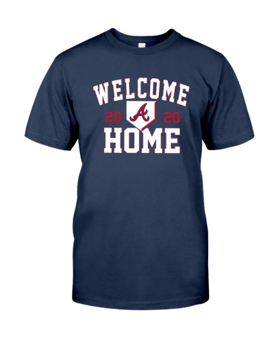 atlanta braves welcome home 2020 opening day t shirt