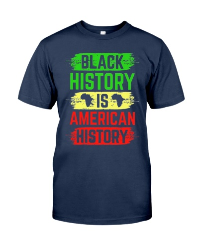 black history is american history shirt