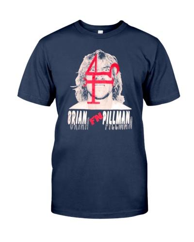 brian pillman shirt