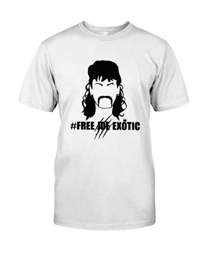 free joe exotic merch t shirt