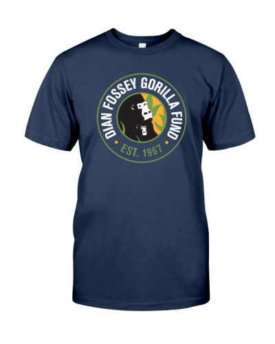 dian fossey gorilla fund merch shirt