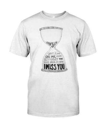 blink 182 i miss you shirt