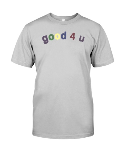 olivia rodrigo good 4 u shirt