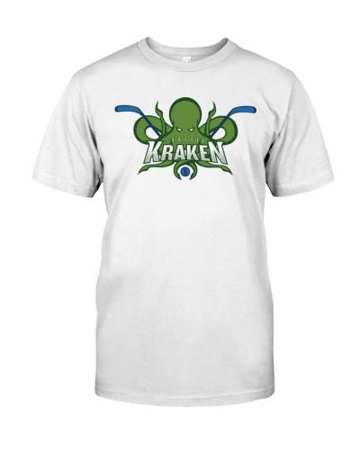 seattle kraken t shirt