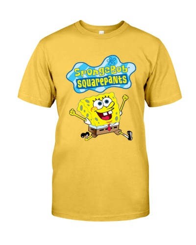 spongebob t shirt