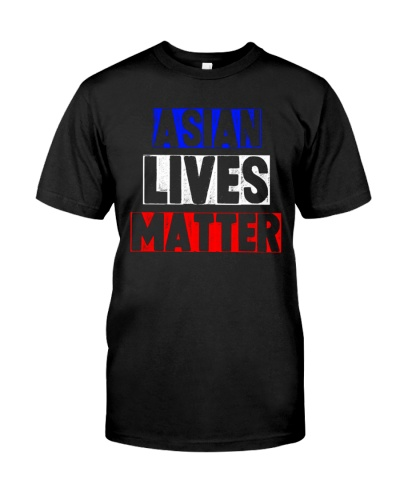 asian lives matter shirt