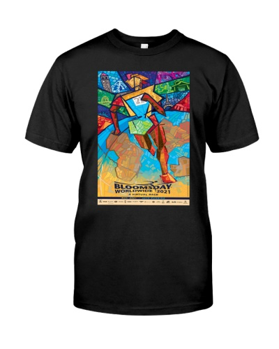 bloomsday 2021 shirt