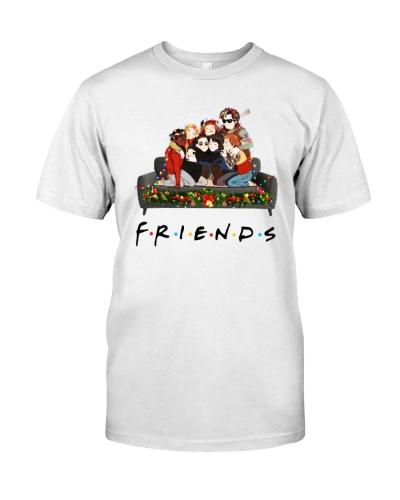 friends christmas shirt
