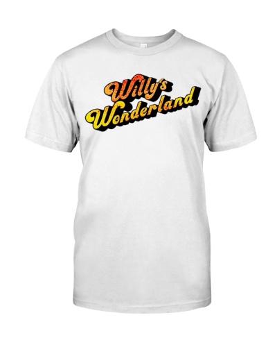 willys wonderland shirt
