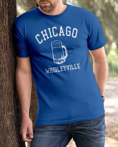 Wrigleyville Chicago Cheers Shirt