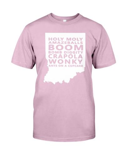 holy moly amazeballs shirt