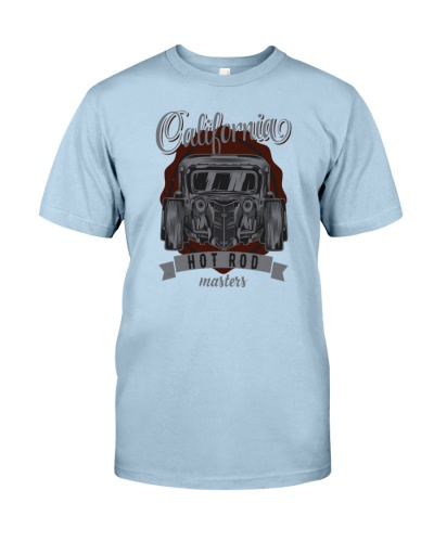 hot rod california shirt