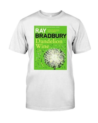 wine dandelion shirt