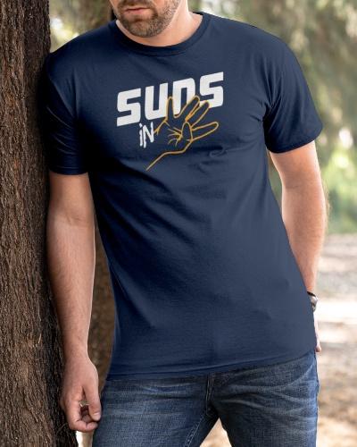 suns in 4 shirt