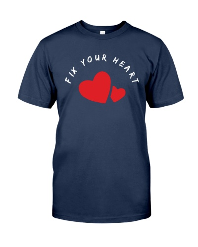 fix your heart america shirt