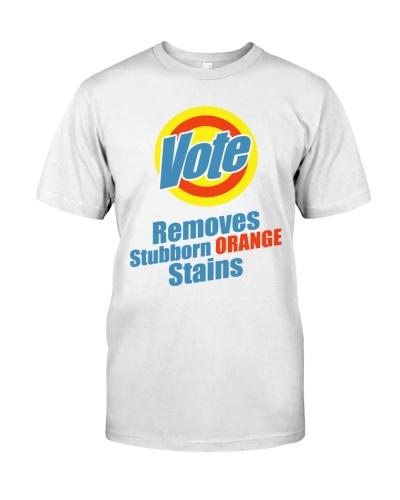 vote tide shirt