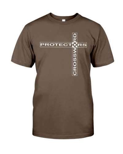 shirt protector crossword