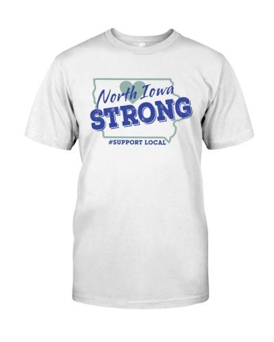north iowa strong t shirt