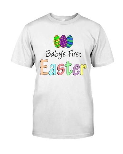 baby boy easter shirt