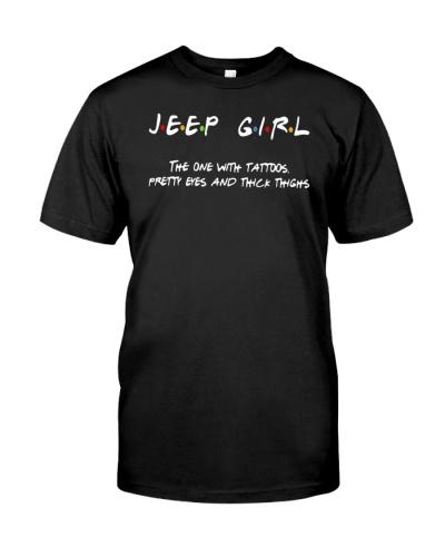 jeep girl shirt