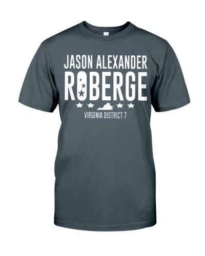 Jason Alexander Roberge Virginia Shirt