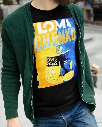 lomachenko t shirt