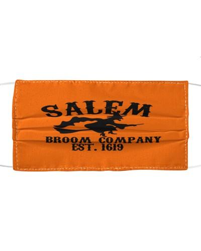salem broom company cloth face mask