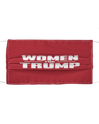 women for trump cloth face mask