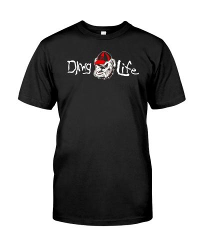 Georgia Bulldogs Dawg Life shirt