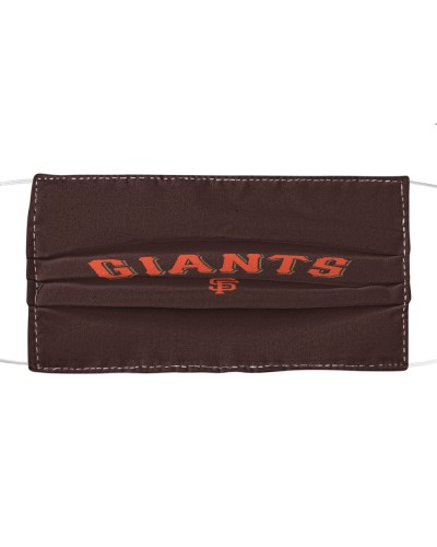 sf giants cloth face mask