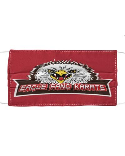 eagle fang karate cloth face mask