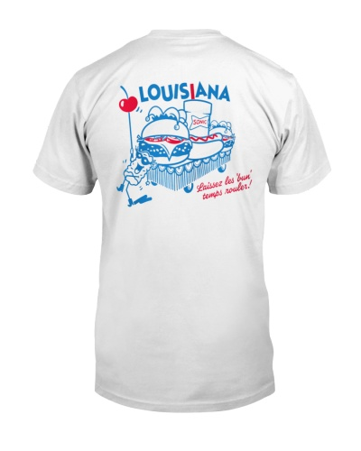 louisiana sonic shirt