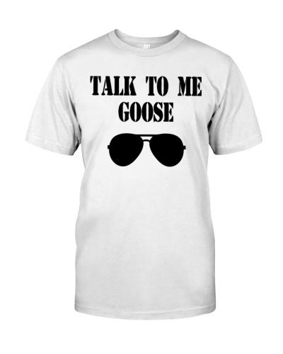 talk to me goose t shirts uk