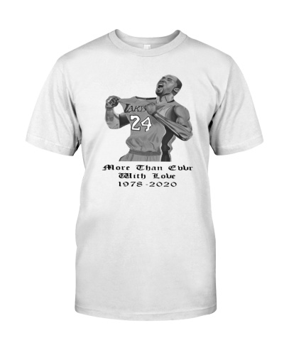 more than ever kobe shirt