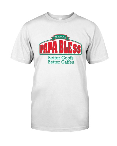 papa bless memes t shirt