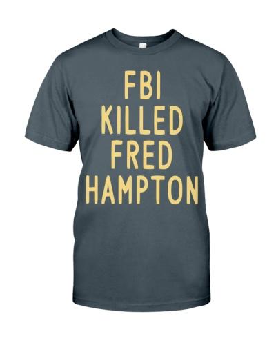 fred hampton shirt