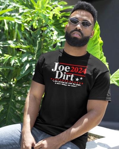 Joe Dirt 2024 I Like Getting Hit With Hot Dogs Shirt