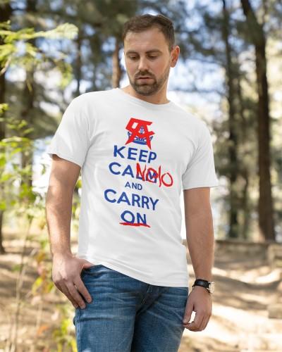 keep canelo and carry on shirt