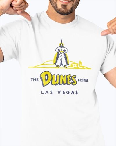 The Dunes Hotel Las Vegas shirt