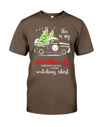 hallmark christmas movies watching shirt