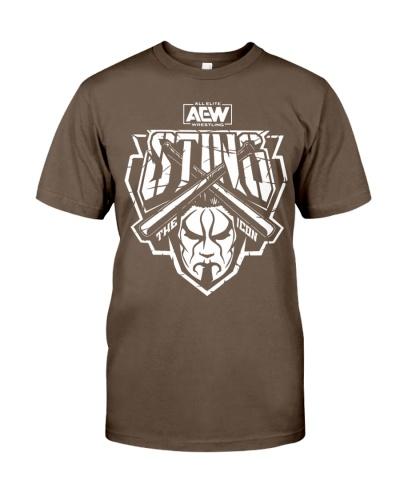 aew sting shirt