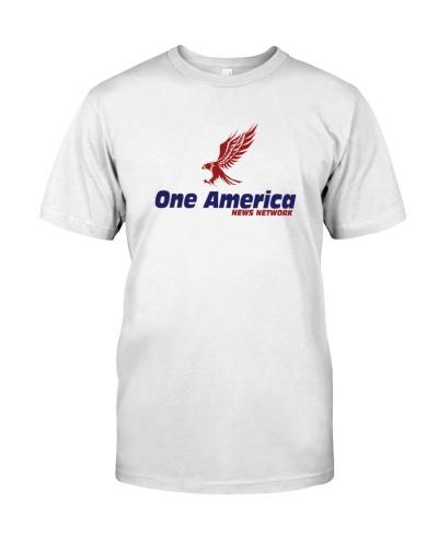 one america news t shirt