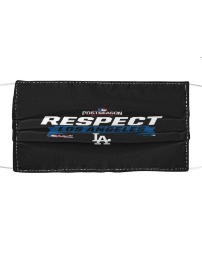 respect los angeles cloth face mask