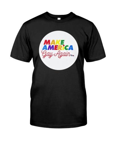 make america gay again shirt