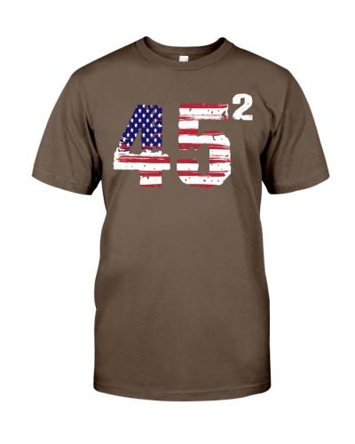 trump 45 shirt