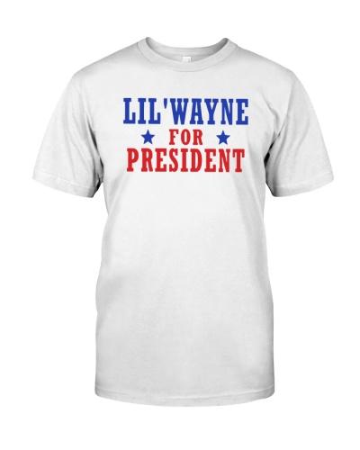 lil wayne for president shirt