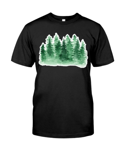 boreal forest shirt