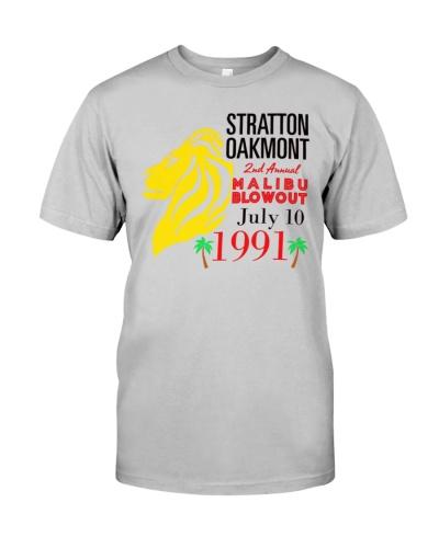 stratton oakmont malibu blowout 1991 shirt