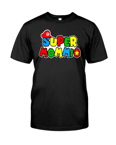 super mommio shirt