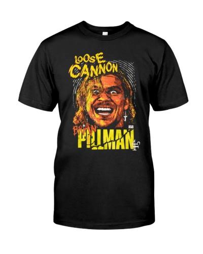 brian pillman loose cannon shirt